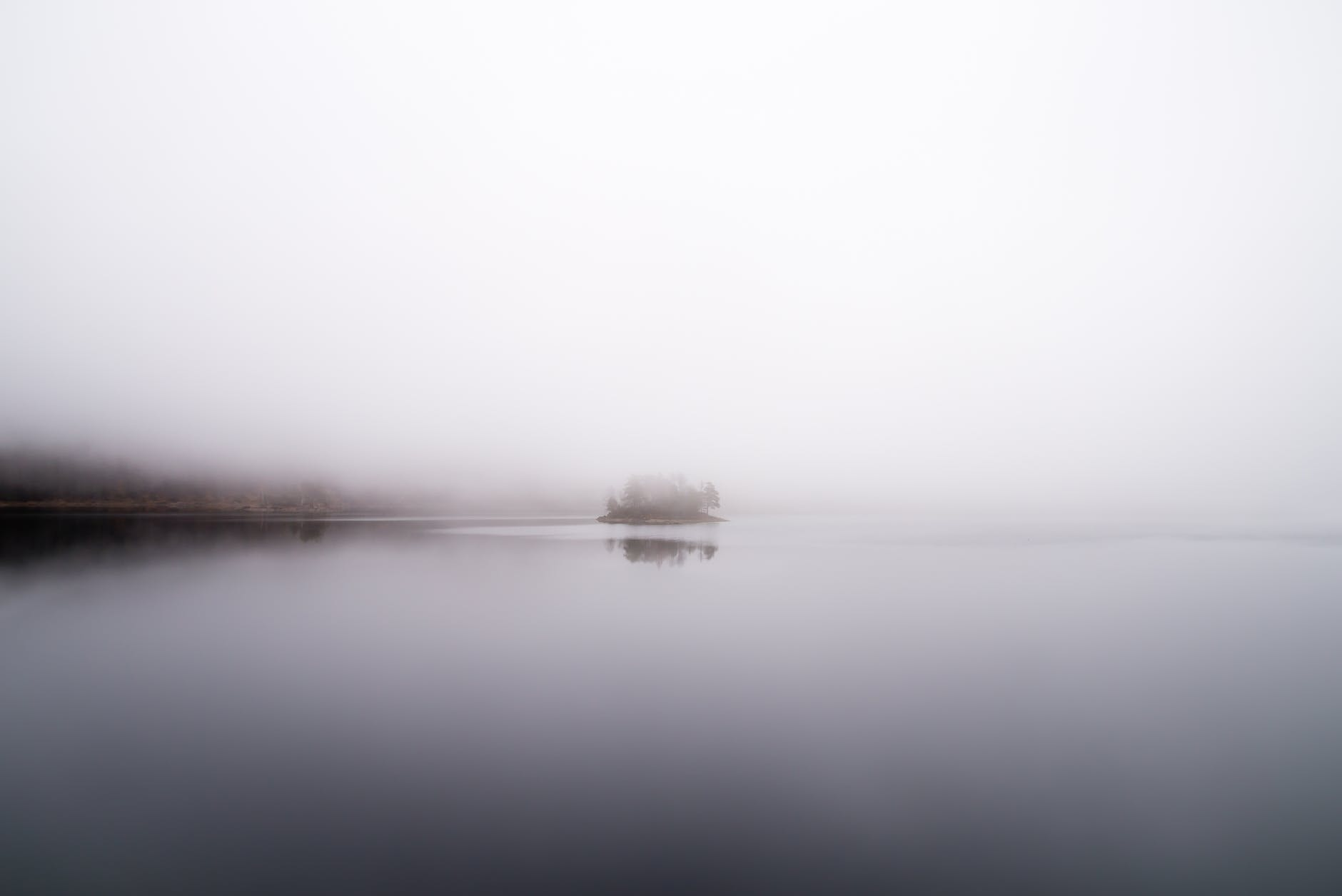blur calm waters dawn daylight